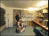 Amateurvideo Anne hart im Kopierwerk gefickt! von Buddy64