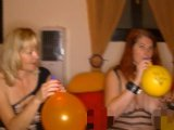 Amateurvideo Hausparty mit Luftballons von TittenCindy
