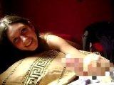Amateurvideo Brünette Teenschlampe durchgefickt von Pornland