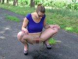 Amateurvideo Blue Mini Pee von sexyengel