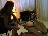 Amateurvideo Die Qual geht weiter ... Nylons, Bullwhip, Bastonade, NS von BarbaraVonStahl
