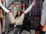 Amateurvideo GangBang im Gym, Tag der offenen Fotze from Annabel_Massina
