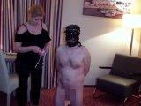 Amateurvideo Sklaven Bestrafung in Hamburg Teil 2 von LadyDoro
