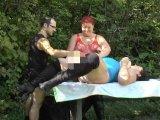 Amateurvideo Dicke Lesben Freundin, mit Maiskolben Gefickt 2 von crazydesire86