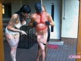 Amateurvideo Eignungstest für Sklaven Teil 2 von LadyVampira