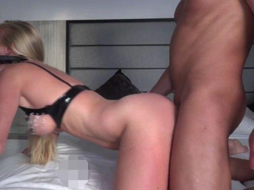 Amateurvideo Gag Ball Bitch - Sperma Fick hart und geil von LadyKacyKisha