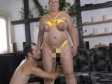 Amateurvideo Freundin wird verschnürt mit Massagegrät 3 von crazydesire86