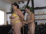 Amateurvideo Freundin wird verschnürt mit Massagegrät 4 von crazydesire86