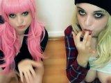 Amateurvideo Wichsanleitung: BITTE kleister uns voll! von Steffi4U