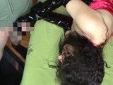 Amateurvideo Latexhandschuhe big load CumShot von SexKatze