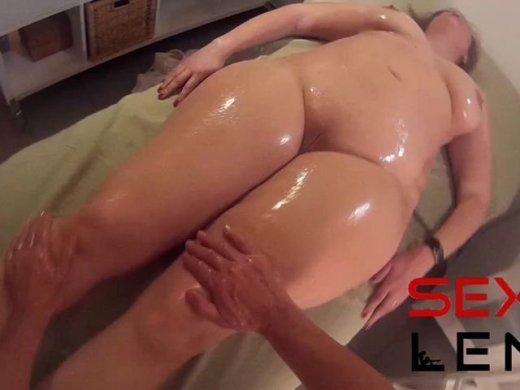 Massage mit Orgasmusgarantie