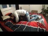 Amateurvideo schneller Doggy Fick im Schlafzimmer von sexyandhot
