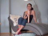 Amateurvideo Wichs auf meinen Loverschwanz von Andrea_18