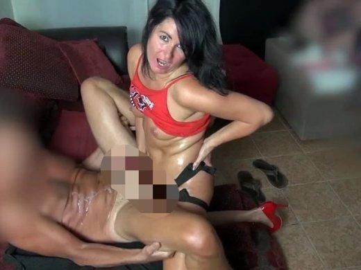 Amateurvideo Best of Strap on! Ich ficke deinen Arsch! von Alexandra_Wett