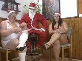 Amateurvideo Adventskalender 04 -Geiler Weihnachts Striptease 1 von crazy1963