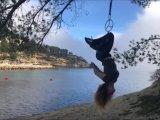 Amateurvideo Fotoshooting Selfsuspension - Teil 1 from ProfeHera