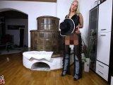 Amateurvideo Verficktes Cowgirl spritz mir tief rein von Annabel_Massina