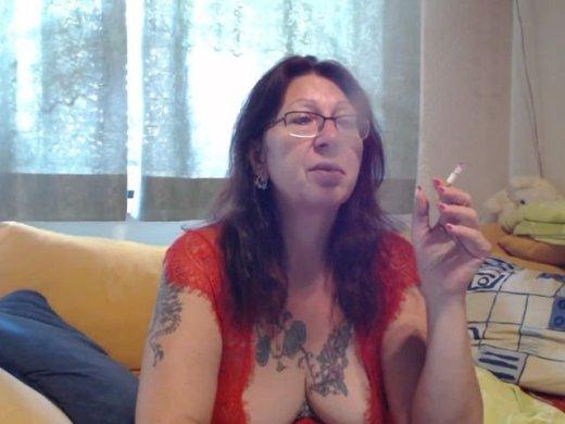 Rauchen und Pissen
